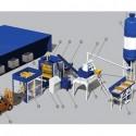 Machine de Blocs Auomatique QT6-15