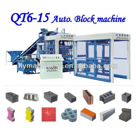 QT6- 15 Simple automatique bloc